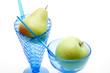Obst im Eisbecher