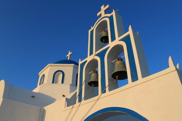 Santorini Church © Andrea Luigelli