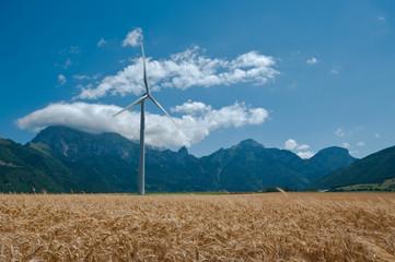 Eolienne - Wind turbines