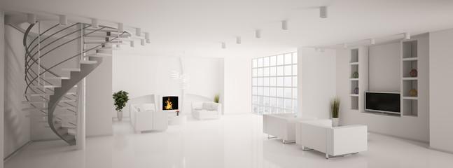 Weiss Apartment panorama 3d