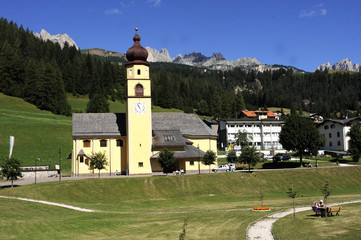 Tyrolean church