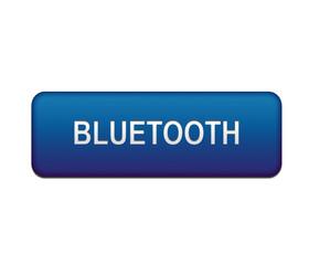 Boton azul BLUETOOTH con textura