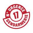 17 - Police secours ou gendarmerie,