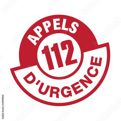 112 appel d'urgence
