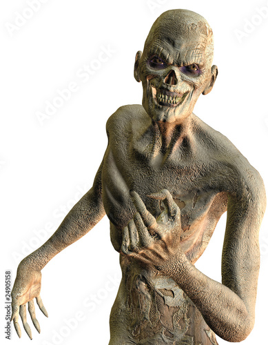 freundlicher Zombie