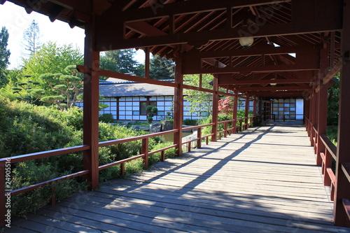 Jardin japonais sur l 39 le de versailles nantes photo for Acheter jardin japonais