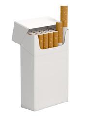 3d cigarrettes pack