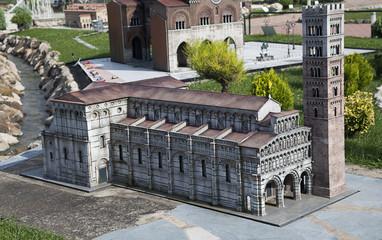 cattedrale in miniatura