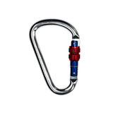 Isolated Carabiner