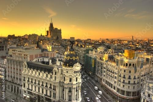 Aluminium Madrid Edificio Metropolis Madrid