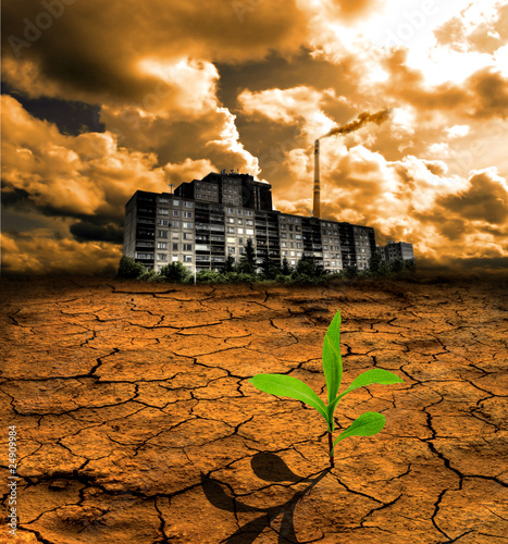 Papiers peints Nautique motorise Global warming