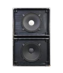 Giant Grunge Bass Speaker Cabinet