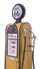 Antique fuel pump