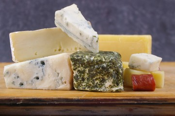 cheese antipasto varieties