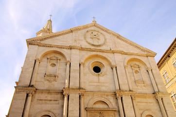 Pienza Kathedrale - Pienza cathedral 06