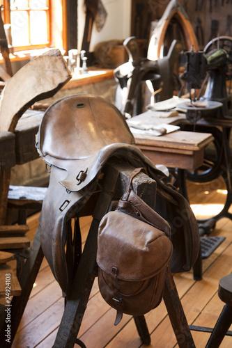 Sattlerei Werkstatt - 24924108
