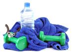 Sport et hydratation poster