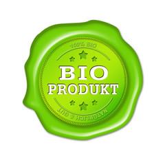 Bio Produkt, Biosiegel, stempel, button, grün