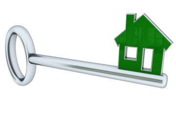 Haus Schlüssel