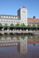 Krochhochhaus in Leipzig