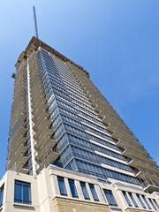 Condo Tower under construction