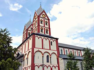 St. Bartholomew Church in Liege, Belgium