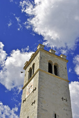 steeple clock