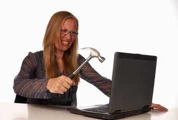 I hate computers