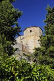 Tour du Château de Montebello, Montebello, Italie