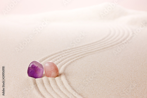 パワーストーン(天然石)と砂