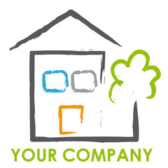 Haus Garten Logo