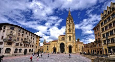 Catedral de Oviedo,Asturias,España