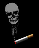 Smoking is injurious to health poster