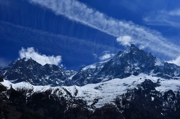 Cloud Stream at Chamonix