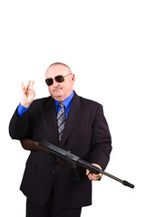 Federal agent