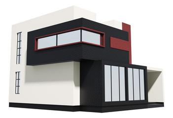 Privat Haus 3d