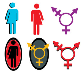 Transgender symbols and icons
