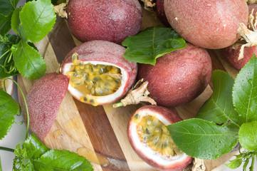 fresh passiflora