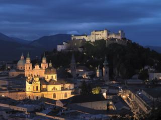 Salzburg, Oesterreich, Austria