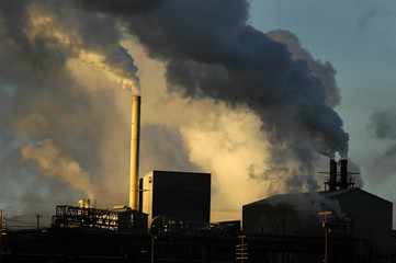 Pollution in the Air