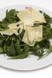ruccola salat mit parmesan