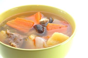 beaf soup