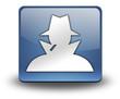 "3D Effect Icon ""Spy / Investigator Symbol"""