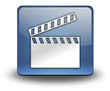 "3D Effect Icon ""Clapperboard"""