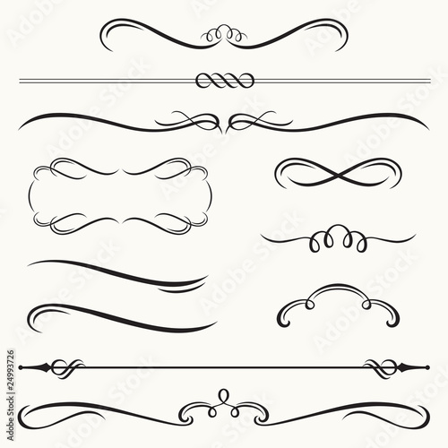Decorative Borders and Frames - 24993726