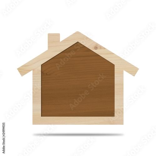 pyrogravure maison bois vide de mimi potter photo libre de droits 24994135 sur. Black Bedroom Furniture Sets. Home Design Ideas