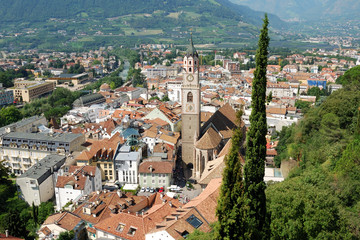 Merano. Trentino Alto Adige (Italy)