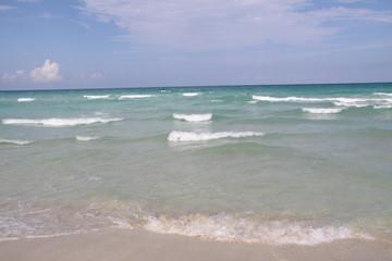 Strand in Miami Beach