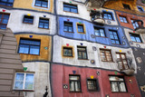 Colorful Hundertwasserhaus