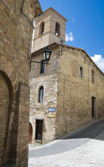 St. Bartolomeo Church. Montefalco. Umbria.